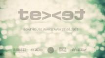 TEXET - dokument z eventu